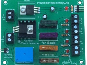 6v Distribution Board