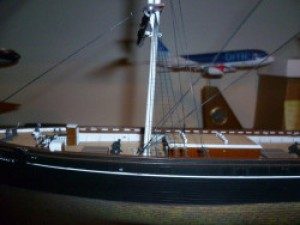 Cutty Sark Ratlines and Details set
