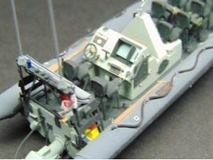 Pacific 24 RIB 96th scale