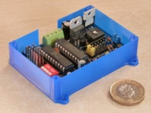 Programmable Engine Sound Unit Mk2