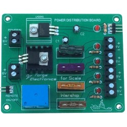 6v Distribution Board
