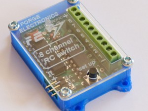 8 Channel RC Switch