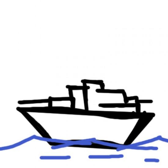 Type 12 Frigate Hull