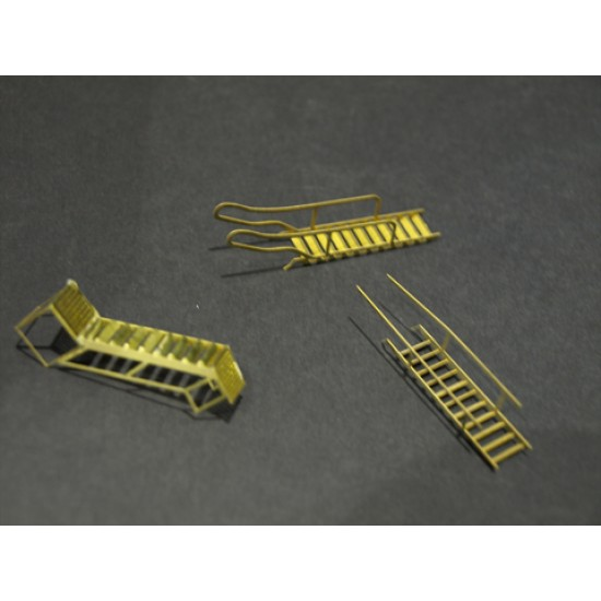 Generic R.N. style Ladders
